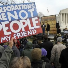 You'll never guess who was first to argue corporations are people