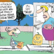 Friday the 31st Halloween Funnies