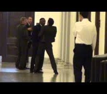 Jason Mattera roughed up by Harry Reid's goons, Pelosi ducks and Lerner gets what she deserves