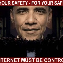 Obama seeks government control of internet- updated