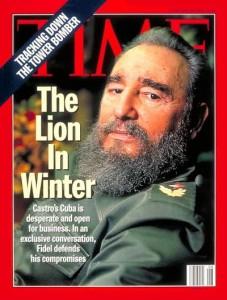 TIME praises Castro