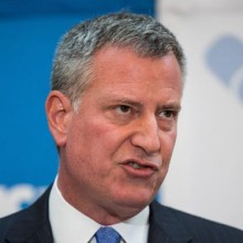 De Blasio: there is great wisdom in some of his words and yet none in him