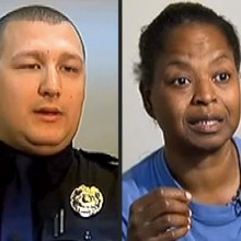 Another incident involving a white cop and a black woman in Alabama