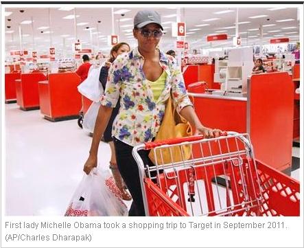 michelle-obama-SHOPPING