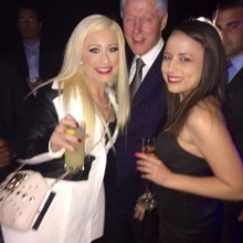 Bill Clinton caught cavorting with a pedophile- is there more?