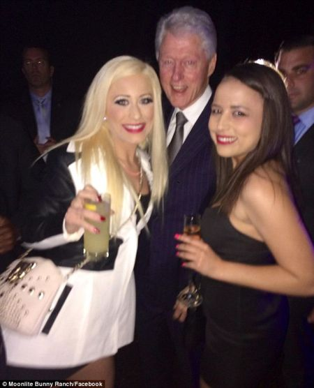 clinton and hookers