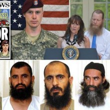 It's official: Obama traded five terrorists for a deserter