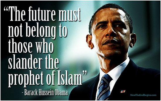 slander islam