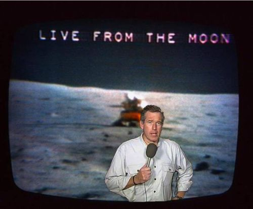 brian willia,s live from the moon