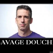 CBS's Sunday Morning omits Dan's Savage Douchery