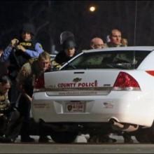 Two cops shot in Ferguson last  night courtesy of Eric Holder