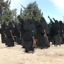 Female Jihadis Demand Equality with Men in Syria