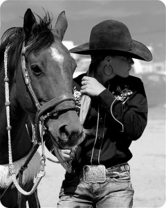 Most Guys Like a Pretty Cowgirl In A Man's Outfit