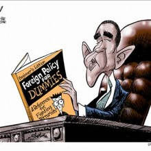 Obama hammers Walker on foreign policy? Really?