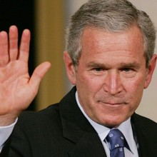 Politico smears George W. Bush with a rotten attempt at moral equivalence