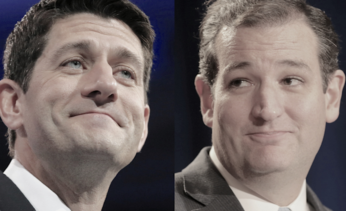Deconstruction of Cruz and Ryan