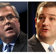 Ted Cruz Has a 15:1 Advantage Over Jeb Bush With Conservatives... And Why the Establishment Should Care