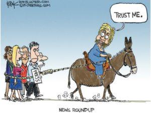 Clinton-news-roundup