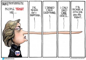 Hillary-Trust