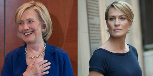 house-of-cards-creator-thinks-hillary-clinton-is-closest-to-a-real-life-claire-underwood