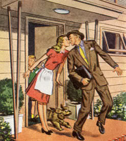 What Happened To Mom, Pop and the Traditional American Family? (Guest Post)