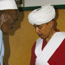 The Myth that President Barack Hussein Obama is a Closet Muslim