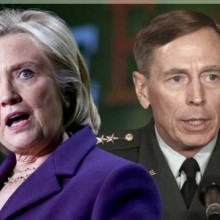The curious nexus of Hillary Clinton, David Petraeus and Paula Broadwell
