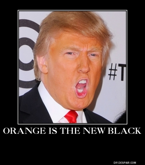 orange trump a