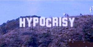 Hollywood Hypocrisy