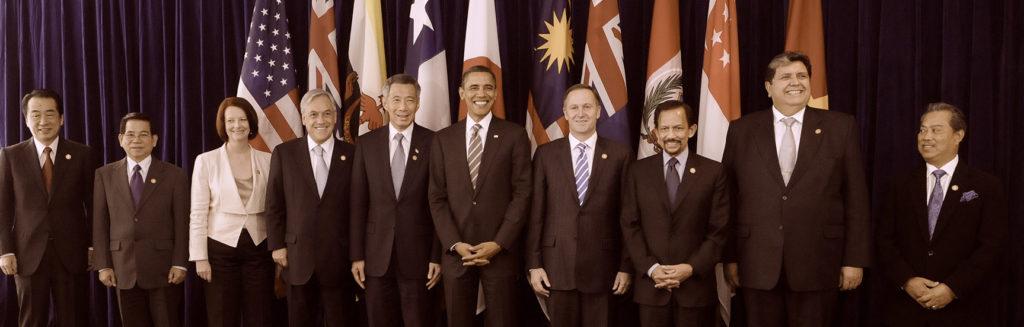 TPP member states