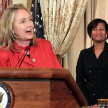 Cheryl Mills rips open the Clinton email scandal