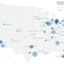 "Here's your probability guide to the location of Syrian ""refugee"" attacks in the US"