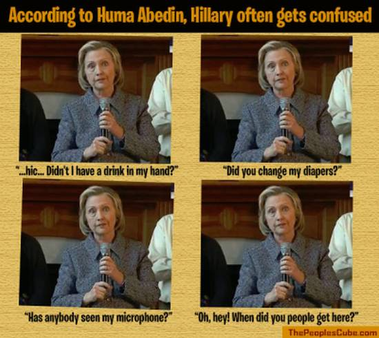 Hillary Confused_4_panels
