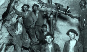 Miners In Montana