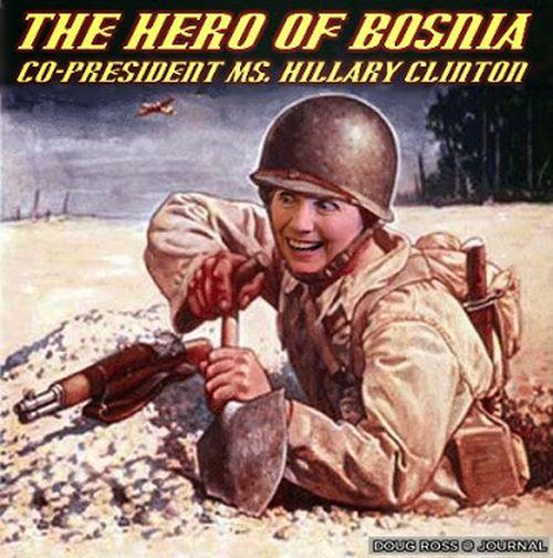 hero of bosnia