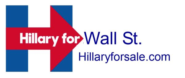 hillary for wall st