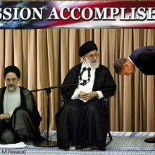 Obama bows to Iran again, pays the ransom in another bad deal