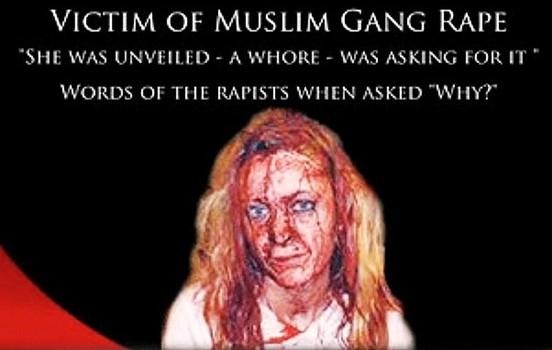 Sex traffic victim muslim girl cum shot 7