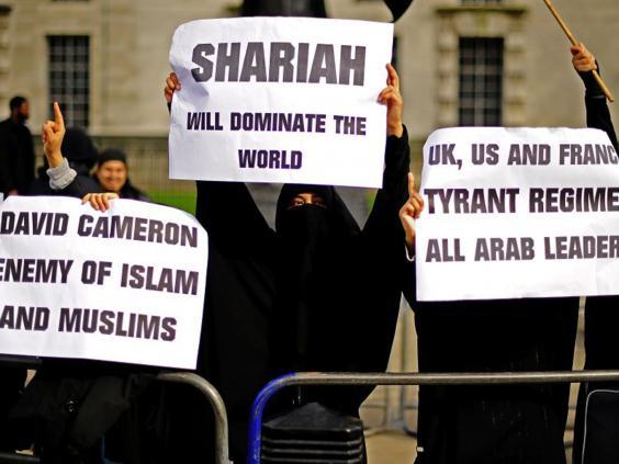 War is Hell: Ted Cruz, Dresden and Monitoring Muslim Neighborhoods