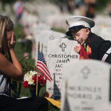 Memorial Day- Solemn, Happy, or Both?