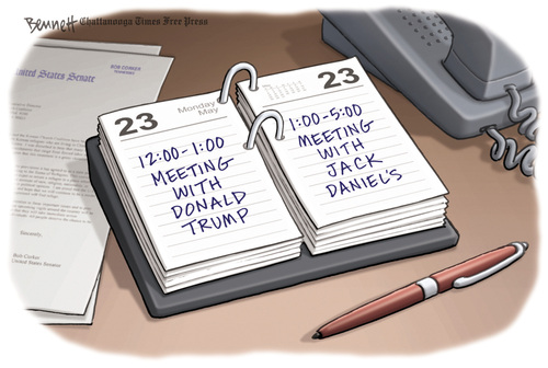 Clay Bennett, Chattanooga Times Free Press