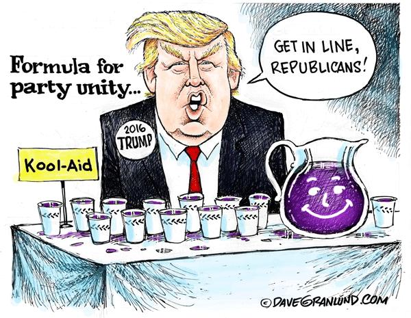 Trump-GOP-unity
