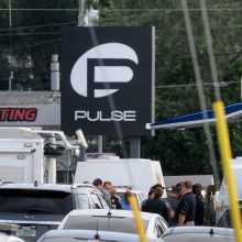 49 Americans killed + 1 Isis-wannabe Scumbag in Orlando gay nightclub.  And the blame goes to.....?