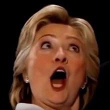 Signs that Hillary Clinton is mentally ill