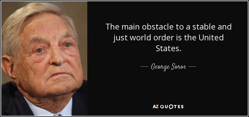 soros main obstacle
