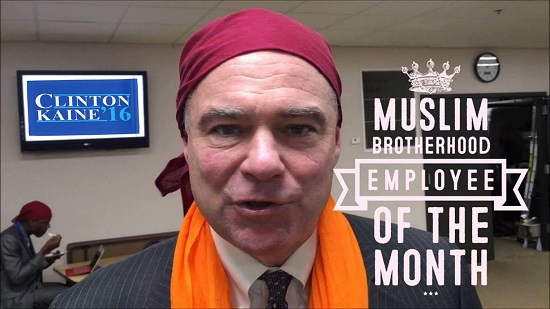 kaine-muslim-brotherhood