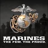Sergeant Reckless Says Happy Birthday Marines