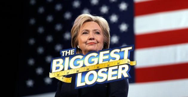 Biggest Loser Fake