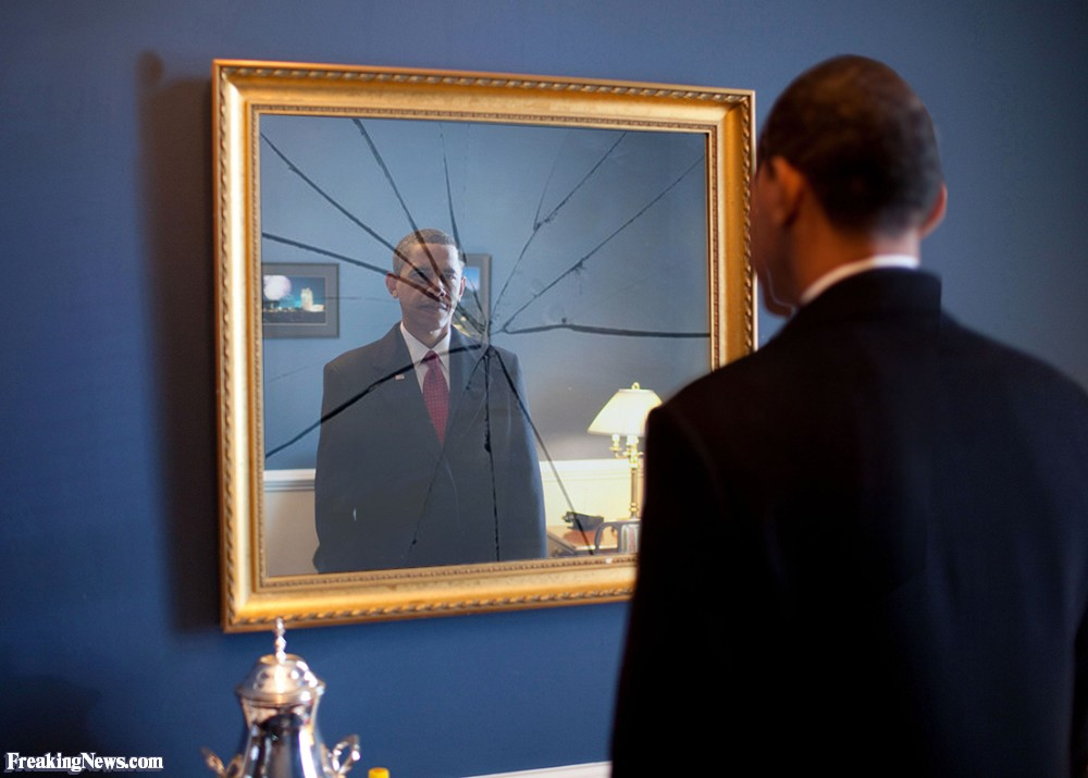 obama-cracked-mirror