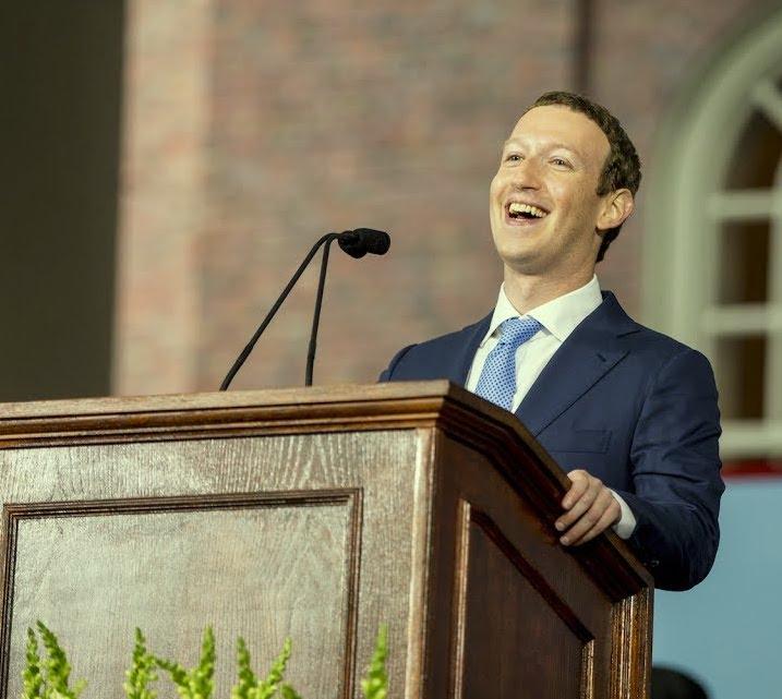 Communism's Unsubtle March On America – Evidence: Zuckerberg